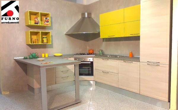 Imab Group - cucina Amalfi SOTTOCOSTO | Furno Arredamenti Benevento