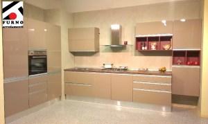Imab Group - cucina Positano, ml. 5,40 (3,60 + 1,80) completa di lavastoviglie. Sconto 60%