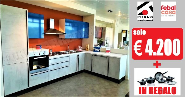 Febal Casa - cucina Marina 3.0