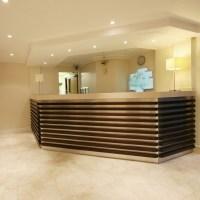 Hotel Reception Design | Bespoke Reception Desks - Furnotel