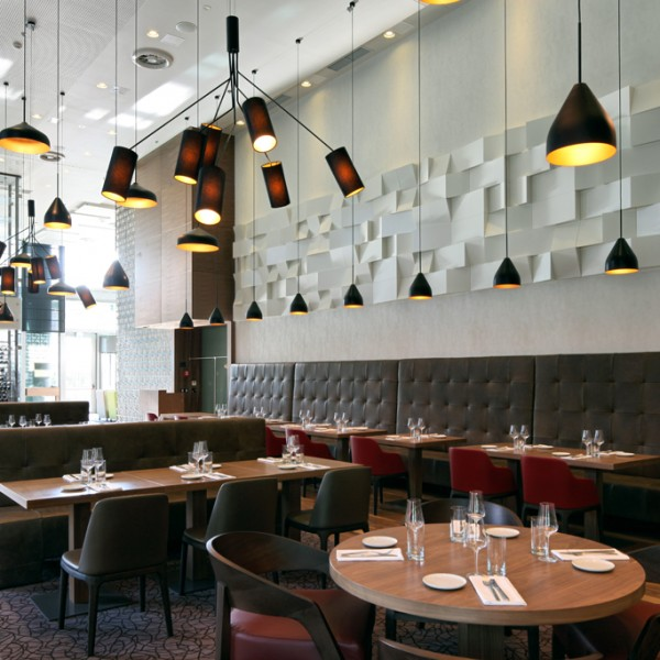Banquette Seating  Restaurant Booth Seating  Furnotel