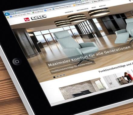 Lusch<br> Starke Bilder für das Webdesign