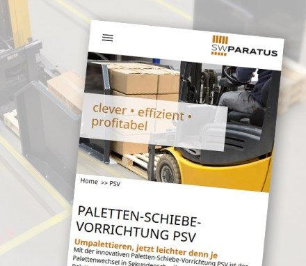 SW-Paratus<br> international aufgestelltes Start-up
