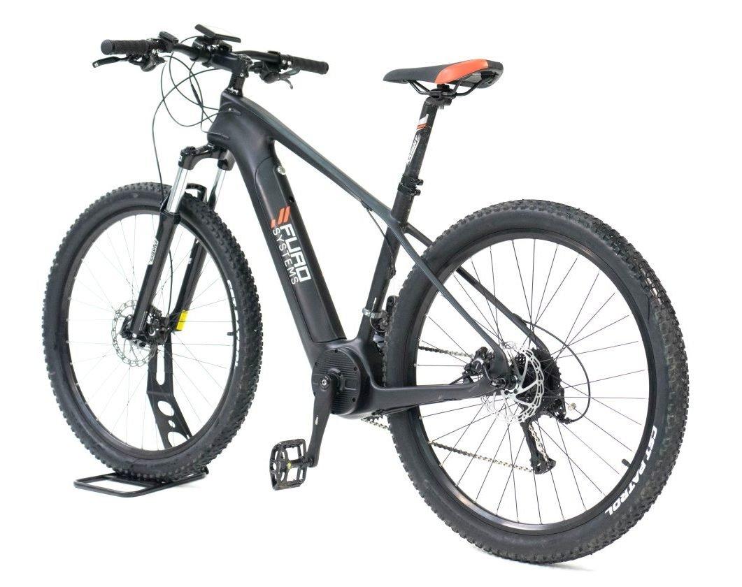 Integrated Electric Mountain bike