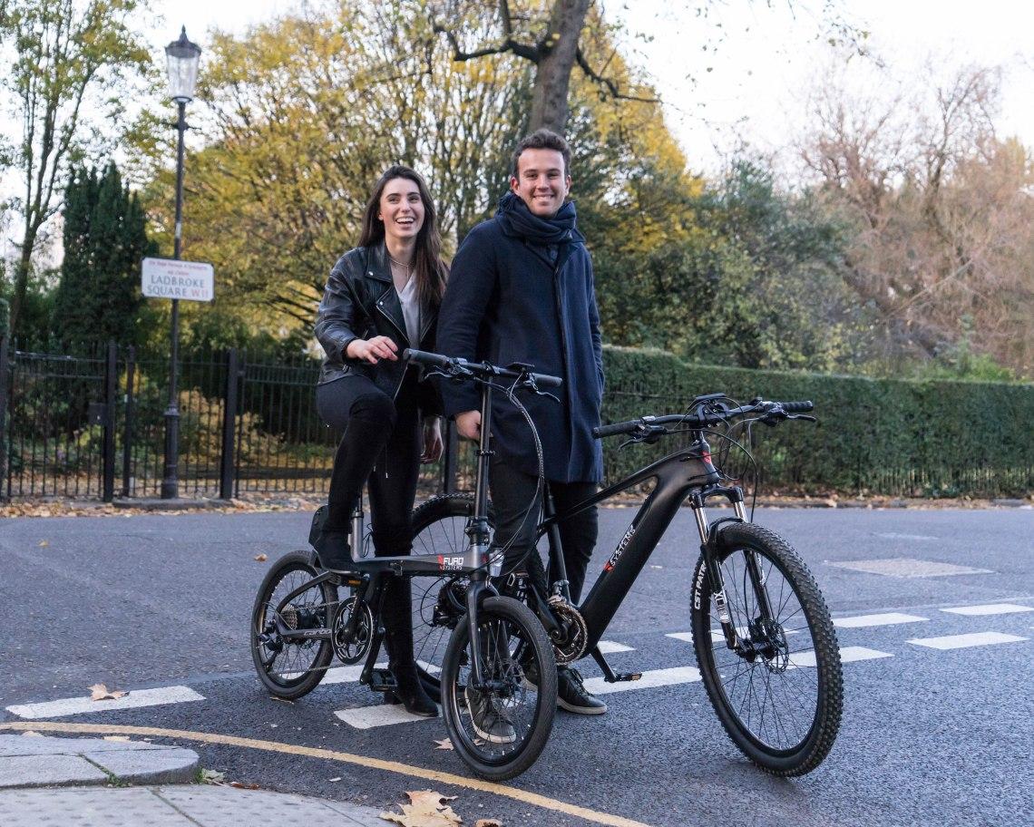 Happy FuroSystems Electric Bikes Customers