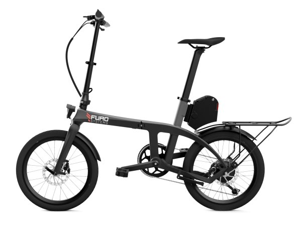 FuroSystems FX Folding Carbon Electric Bike