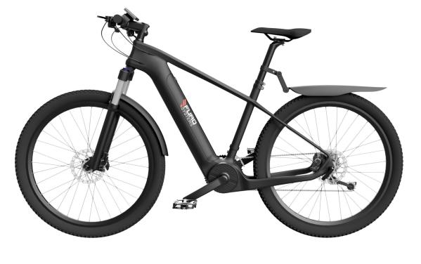 FuroSystems SIERRA Carbon Mountain Electric Bike