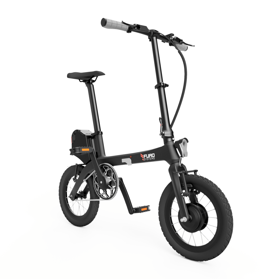 Lightest Folding Electric Bicycle in the World