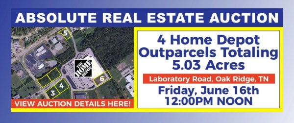 Real Estate and Industrial Auctions - Furrow Auction Company