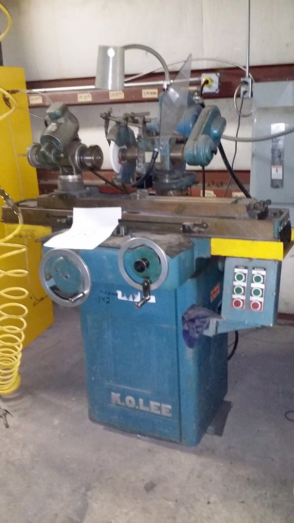 ENDED - Absolute Auction - Surplus Industrial Equipment ...