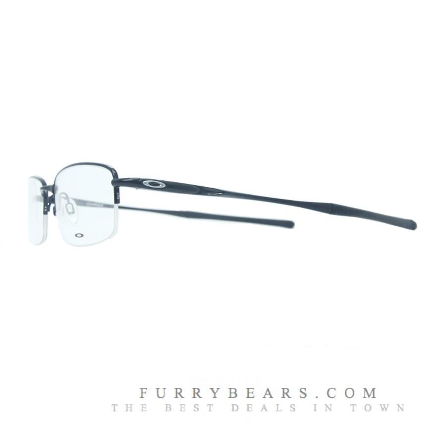 eee7bf0974 Oakley Clubface Polished Black Prescription Glasses