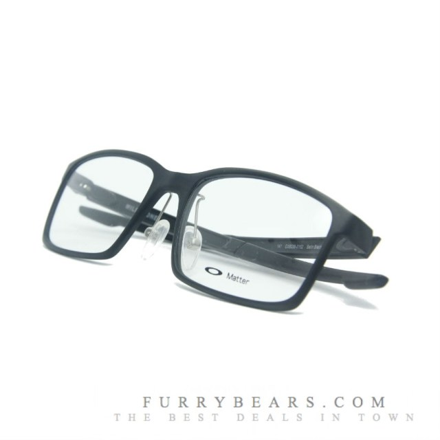 95a5b5527aa ... Oakley milestone Singapore OX8038 OX8036 Satin black ...
