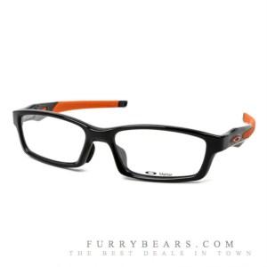 Oakley Crosslink OX 8029 02 Polished Black Orange