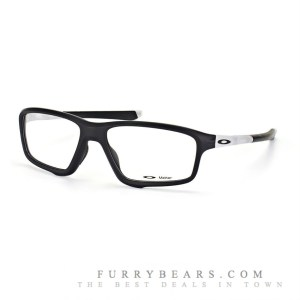 Oakley Crosslink Zero OX 8076 03 black transparent matte