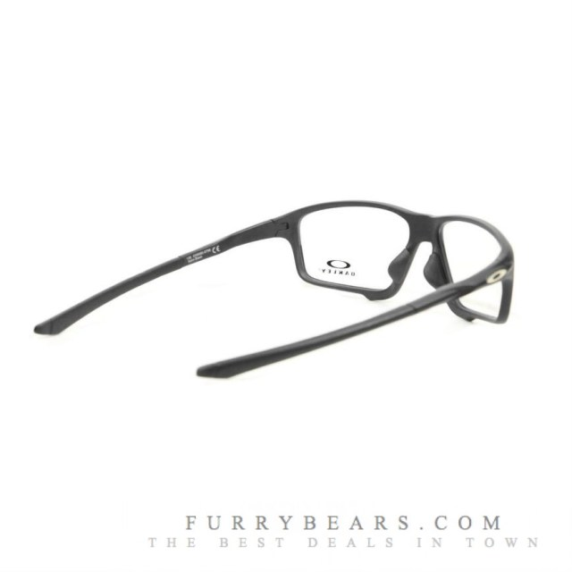 4bf27b6e606 Oakley OX8080 CROSSLINK ZERO Asian Fit 8080-03 Satin Black ...