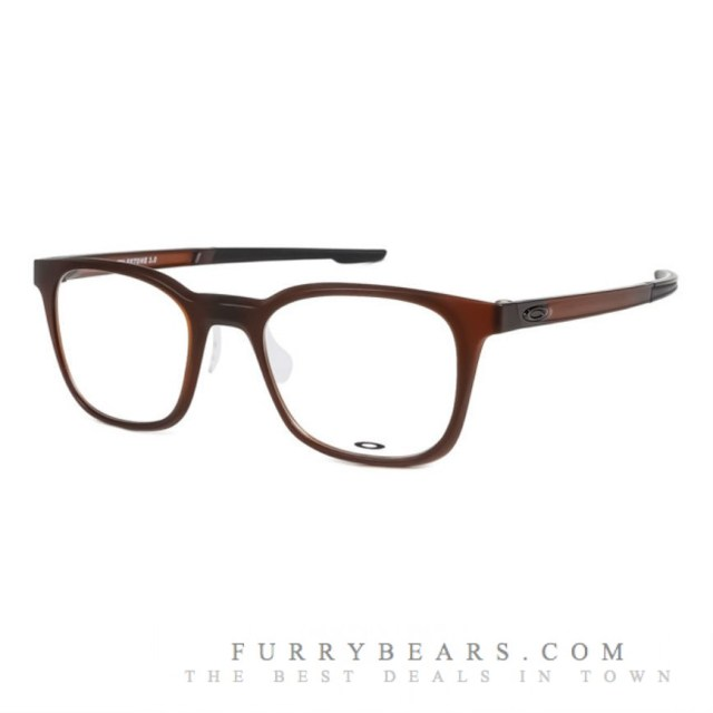 Oakley Milestone 3 Matte Dark Amber Brown