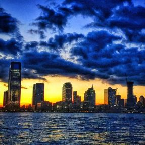 Jersey City from Downtown