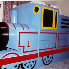 Thomas The Tank Engine Desk And Chair Black Tufted Bed Furst Woodworking