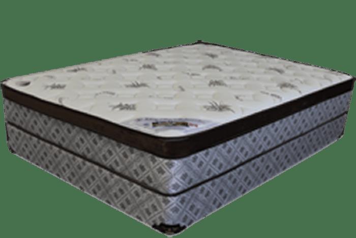 SIM012 Crown Royal Mattress Set  Furtado Furniture