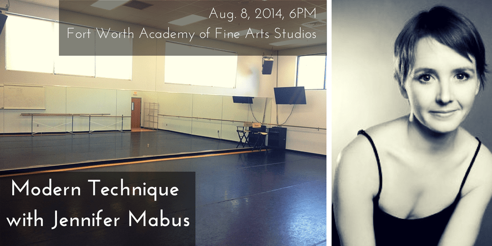 modern technique with Jennifer Mabus