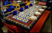 Furthur Mosaic Dining Tables