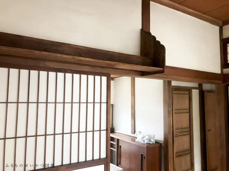 【もらいもの古道具生活】古民家の味のある家具3つをゲット!
