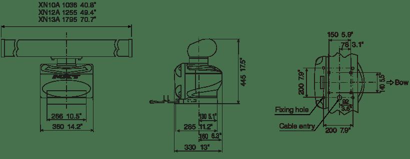 furuno 1720 radar wiring diagram