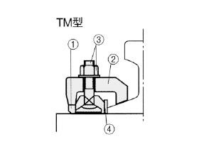 レールクリップ|Steel hardwear|Materials 取扱品|フルサト工業株式会社