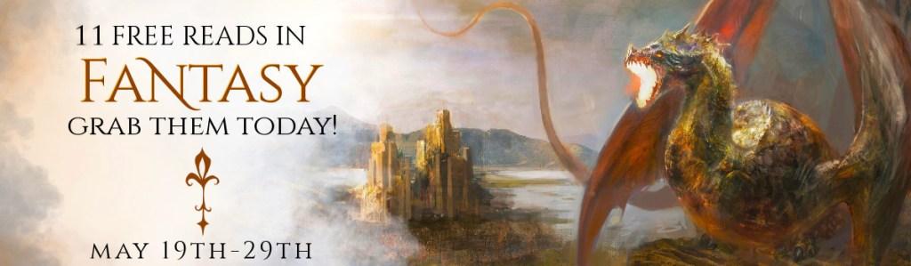 11 free reads in fantasy/fantasies