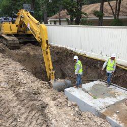Bunker Hill Phase I Regional Drainage Improvements