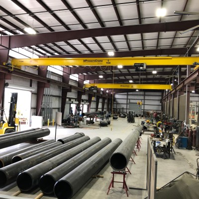 Gas Processing Pipe Project