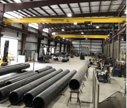 Digging into Our Divisions: FUSED Industrial Construction Work