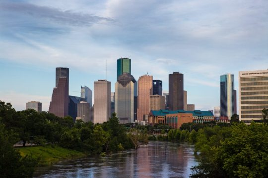 The History of Some Iconic Houston Construction Projects