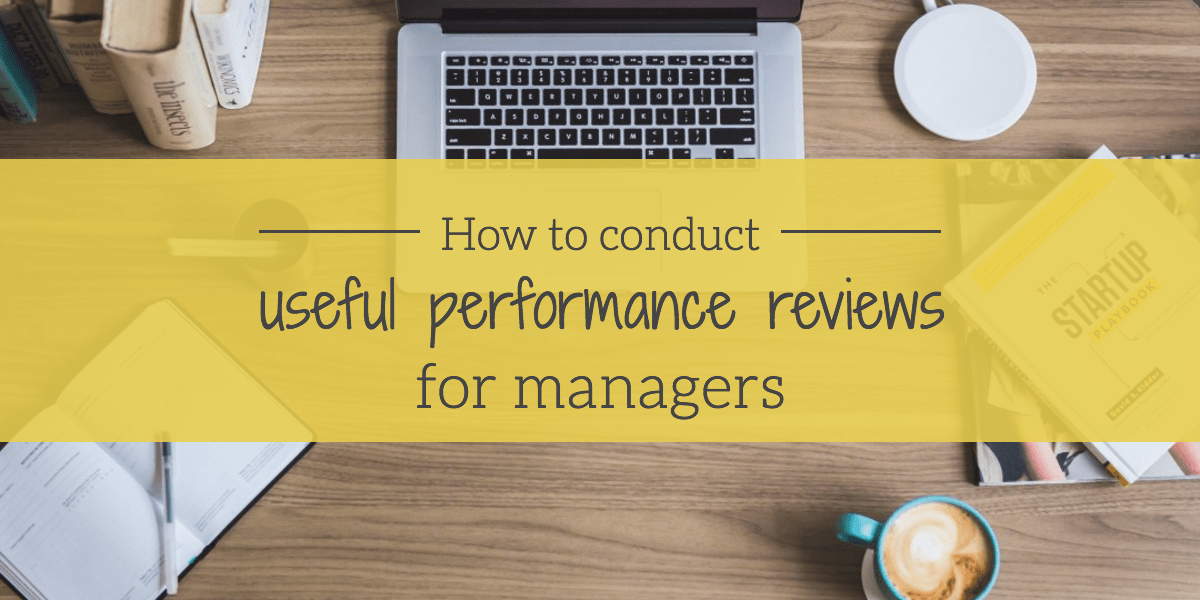 performance review for employees