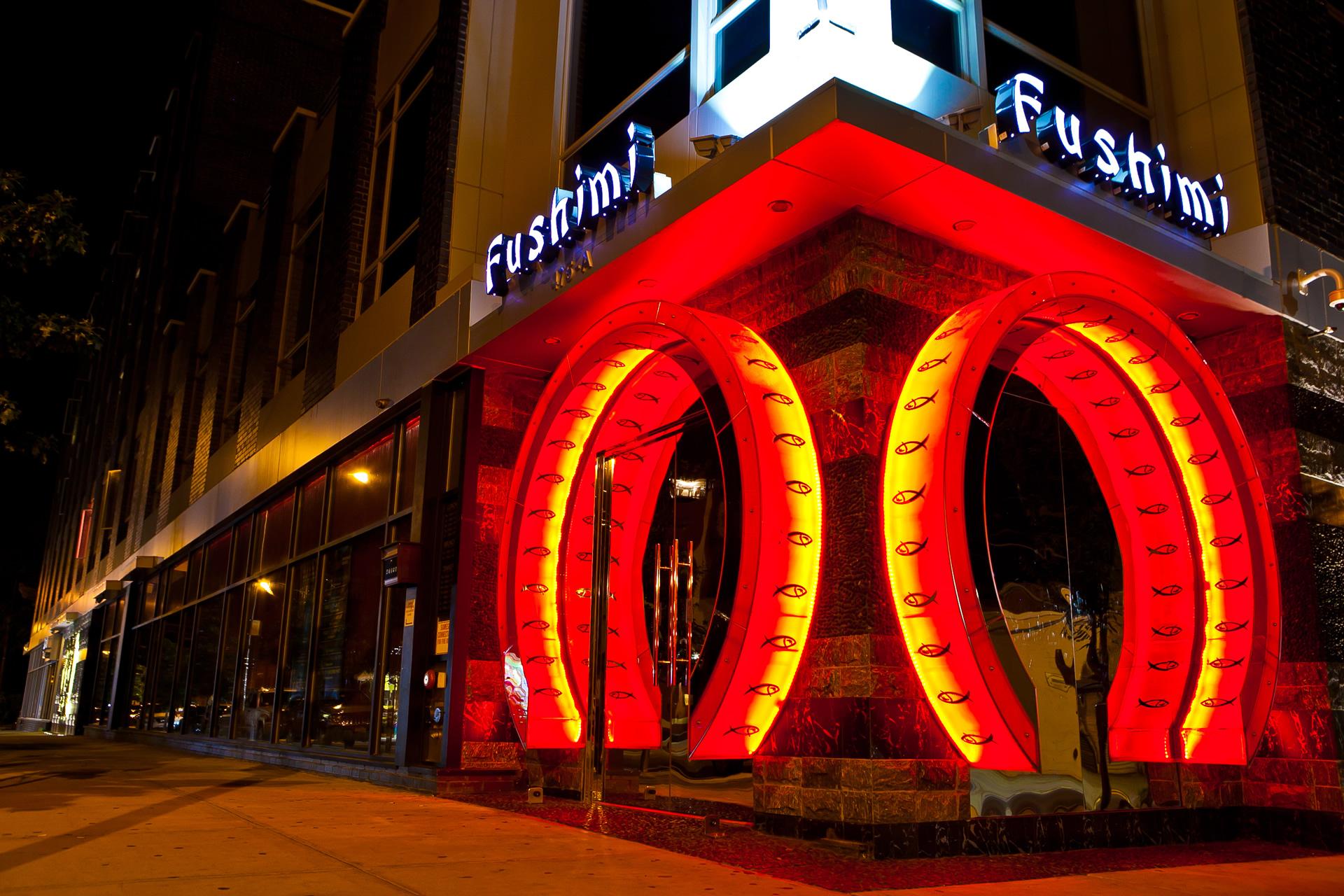 Fushimi Japanese Sushi Bar Amp Lounge Williamsburg