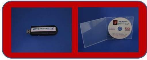 EnergyCite® ZigBee to USB Energy Gateway