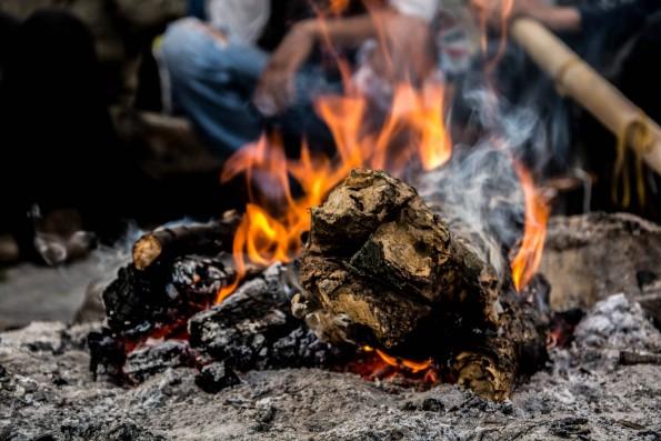Fuego que quema y transforma!