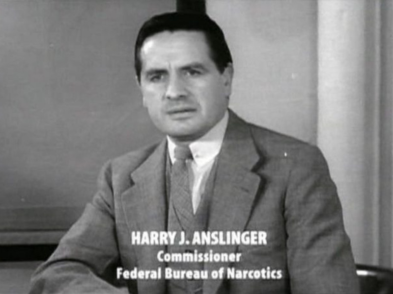 The Strange Case of Mr. Anslinger and Cannabis