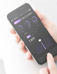 Creating interactive charts in ios also create stunning your apps rh fusioncharts