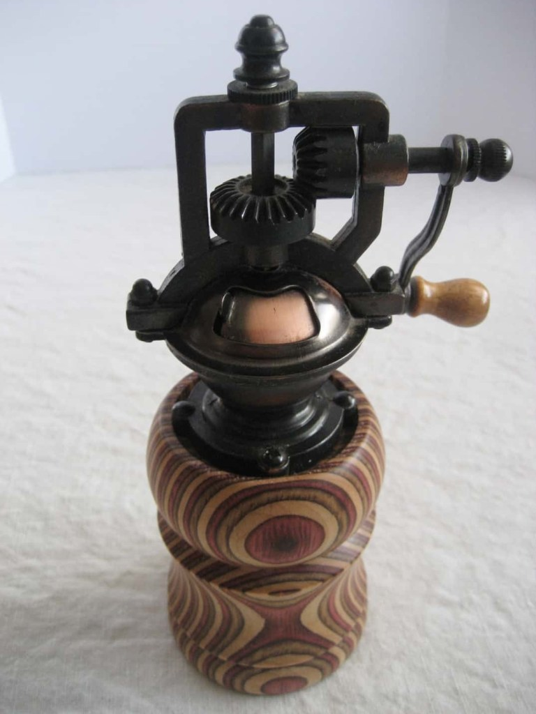 A pepper grinder that actually works!