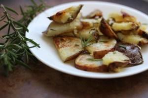 Mediterranean Roasted Potato Recipe