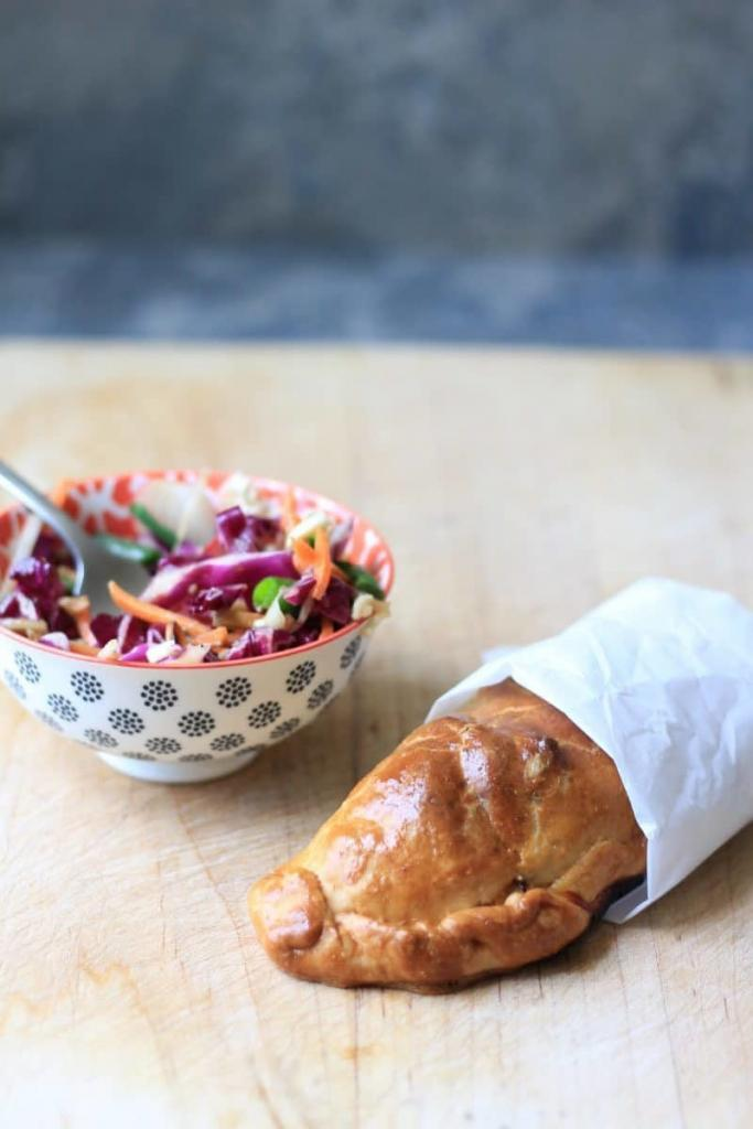 Easy Cornish Pasty Recipe