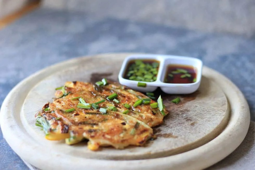 Korean Pancake Recipe – Jeon