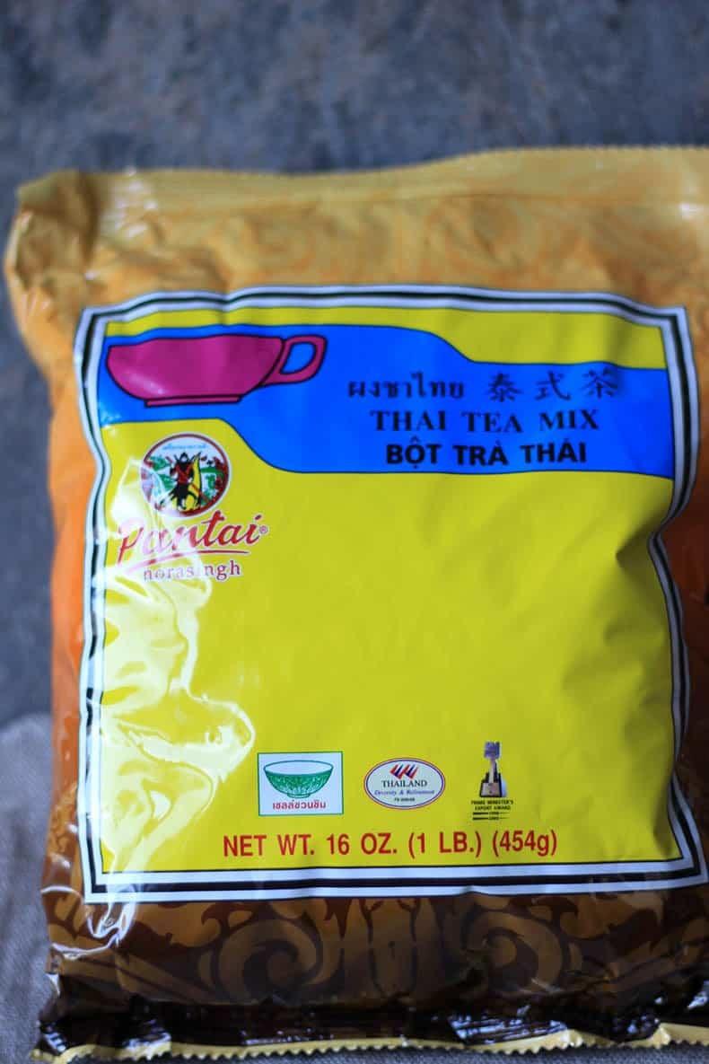 How to make Thai Tea