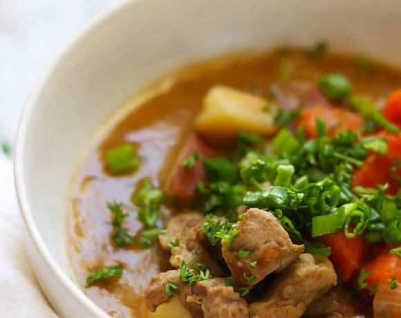 Easy Traditional Irish Stew Made Authentic With Lamb