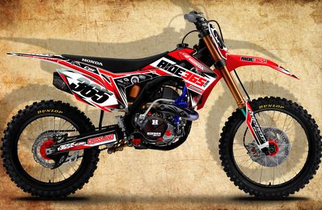 FUSION GRAPHIX  Motocross Graphics Vehicle Wraps