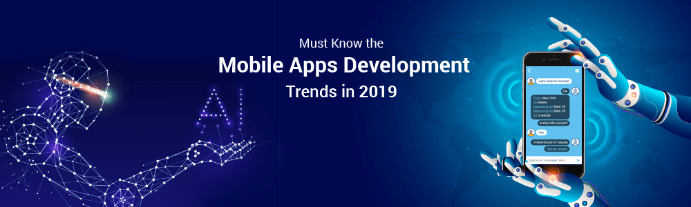 Apps Development Trends-2019