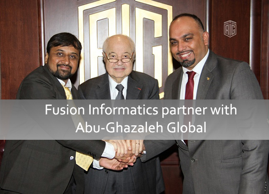 Fusion Informatics partner with Jordan-based Company to launch Artificial Intelligence Development