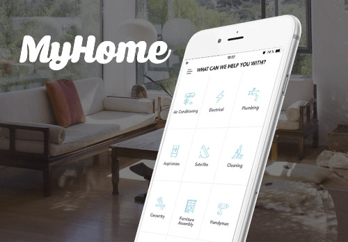 How Much does it cost to develop a Home Service app like MyHome?