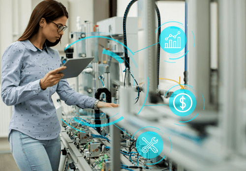 How IoT Reforming the Manufacturing Industries